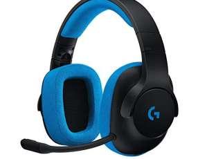 Auricular Logit 981-000702 G233 Gaming
