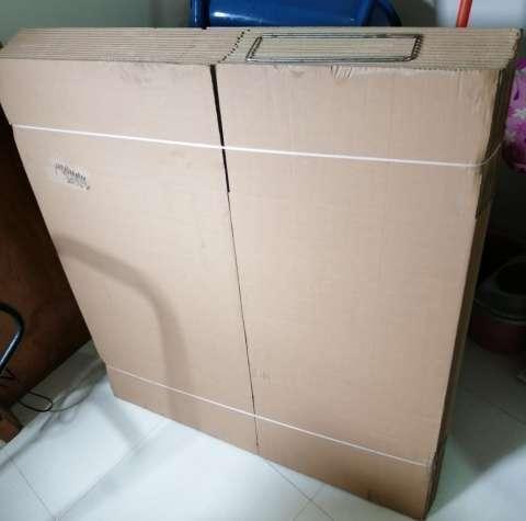 Caja de cartón grande - 1