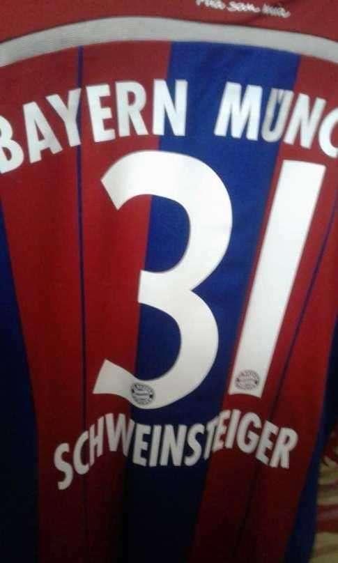 Camiseta bayern munchen - 1
