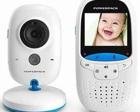 Cámara y monitor para bebé