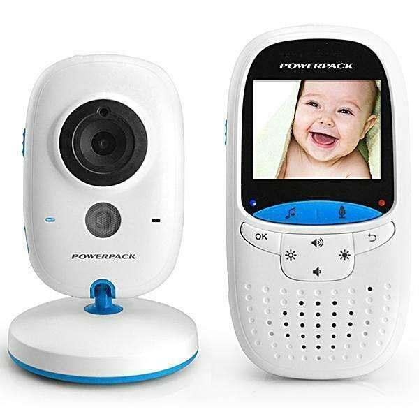 Cámara y monitor para bebé - 1