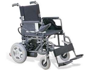 Silla de rueda motorizada