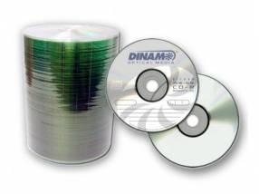 CD-R Virgen tubo 700MB X 100U