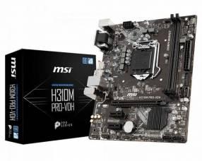 MB MSI LGA 1151 H310M PRO-VDH VGA/HDMI