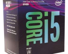 CPU INTEL 1151 Core I5-8500 3.0GHZ/9MB