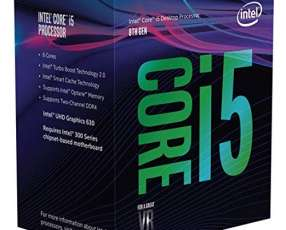 CPU INTEL 1151 Core I5-8400 2.8GHZ/9MB