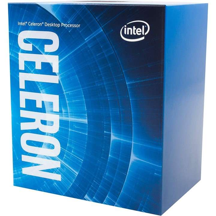 CPU INTEL 1151 Celeron DC G4900 3.1GHZ/2MB - 1