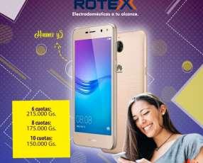 Huawei Y5 en cuotas