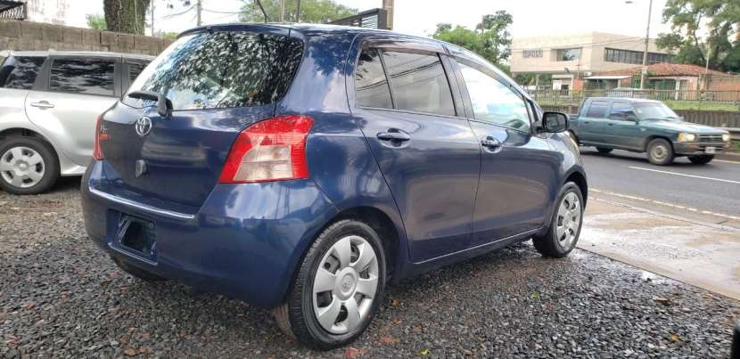 Toyota new vitz, 2006 - 4