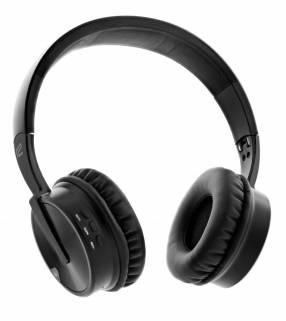 Fone+mic KLIP KHS-672 headph bt/negro