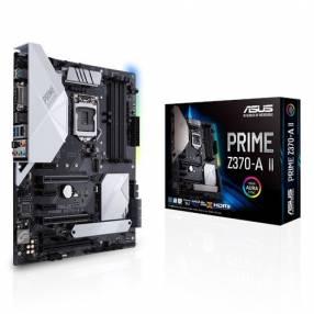 MB ASUS 1151 PRIME Z370-A II S/R/HDMI/DVI/DP/M2/DDR4/ATX