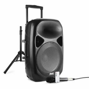 Klip karaoke KLS-750 3000W/BT/Trípode/Micrófono