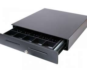 Cash drawer black