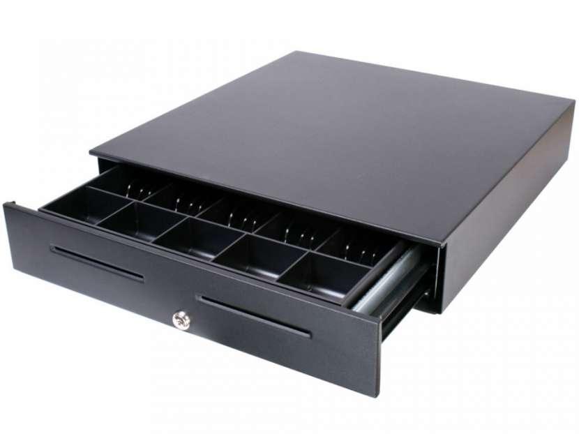 Cash drawer black - 0