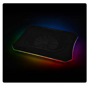 Cooler p/laptop thermal massive 20 RGB 19'' 200MM CL-N014-PL