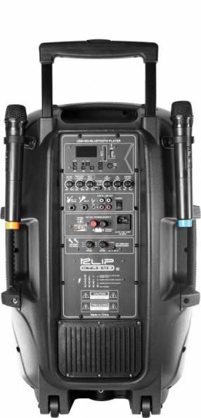 Klip karaoke KLS-875 2000W/BT/2MIC/Batería