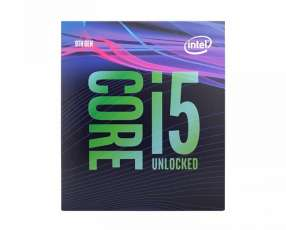 CPU INTEL 1151 Core I5-9600K 3.70GHZ 9MB