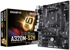 MB Gigabyte AM4 A320M-H S/R/DVI/HDMI/M.2/DDR4/MATX