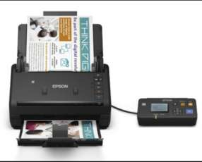 Scanner Epson es-500w workforce wifi