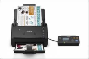 Scanner Epson es-500w workforce wifi