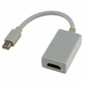 Cable adaptador AGI-112 mini display a HDMI