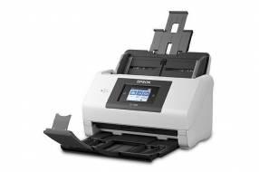 Escáner Epson DS-780N duplex/usb/red