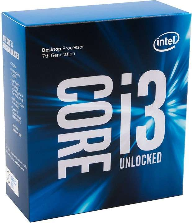 CPU INTEL 1151 CORE I3-7350K 4.2GHZ/4MB - 0