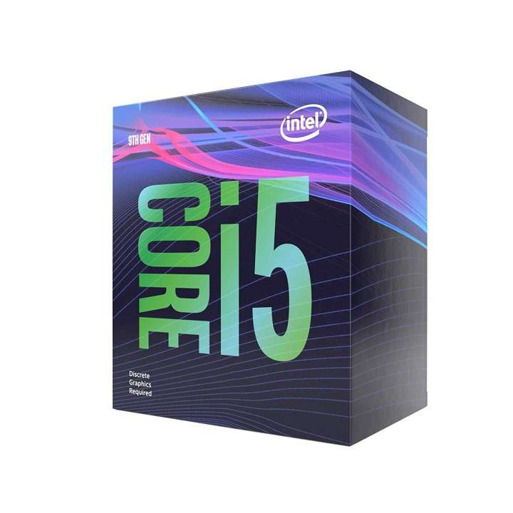 CPU INTEL 1151 Core I5-9400F 2.9GHZ/9MB - 0