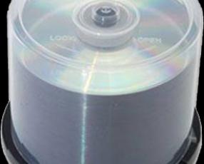 DVD-R virgen tubo 4.7GB X 50U