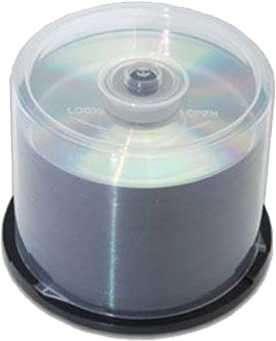 DVD-R virgen tubo 4.7GB X 50U - 0