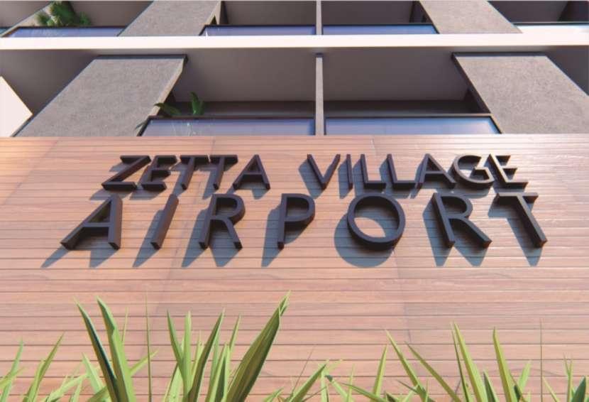 Departamento Monoambiente Zetta Village Airport by AirBnb