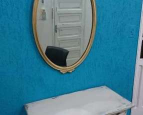 Espejos enmarcados