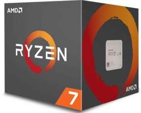 CPU AMD AM4 RYZEN 7 1700 3.7GHZ/20MB