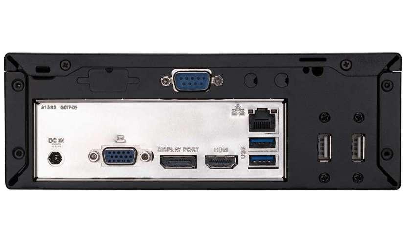 Comp HP AIO 20-C213LA Celeron 1.6/4G/500G/RW/W10/20'' - 1