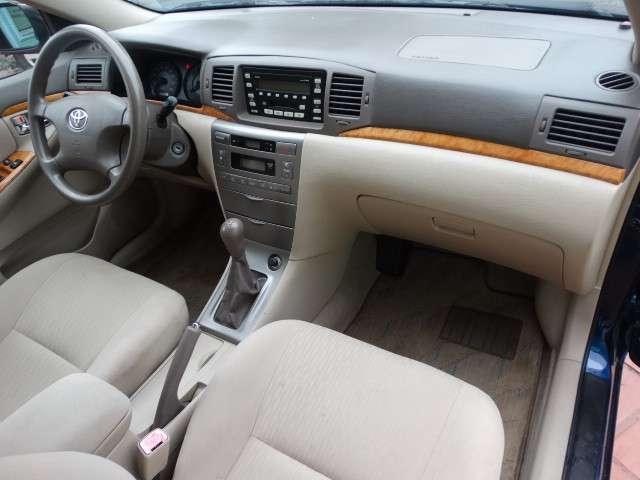 Toyota New Corolla 2005 mecánico chapa definitiva en 24 Hs - 6