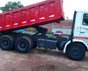 Scania 112 360 doble patada