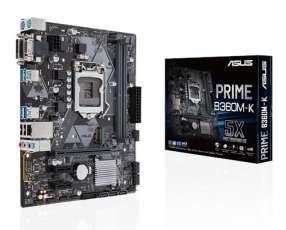 MB ASUS LGA1151 B360M-K PRIME S/V/R/DVI D4