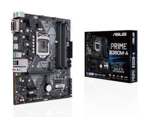 MB ASUS PRIME LGA1151 B360M-D S/V/R/HDMI/M.2 D4 2M