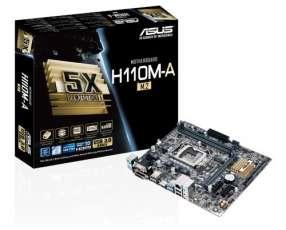MB ASUS LGA1151 H110M-A M.2 S/V/R/DVI/HDMI D4