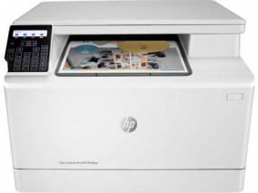 Impresora HP Láser M180NW MFP Pro color multifunción