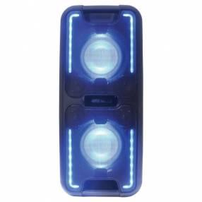 JVC Parlante xs-n527bu 60w usb/bt/fm/batería/bivolt