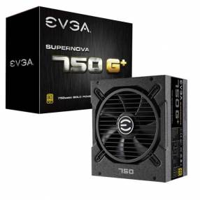 Fuente EVGA 750W G+ 80Plus Gold 120-GP-0750-X1