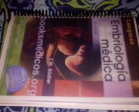 Libro embriologia medica langman 13edicion