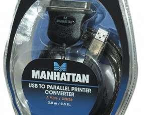 Adaptador conversor usb - paralelo manh 6819