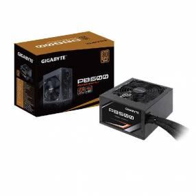 Fuente gigabyte 500W GP-PB500 80 Plus bronze cable br
