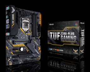 MB ASUS 1151 TUF Z390-PLUS GAMING S/R/HDMI/DP/DDR4