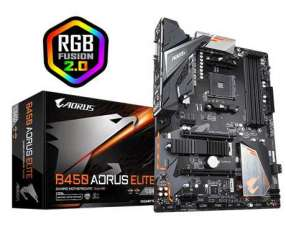 MB Gigabyte AM4 B450 AORUS ELITE S/R/HDMI/DVI/M2/DDR4