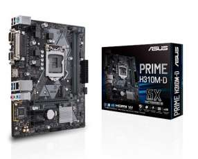 MB ASUS S1151 H310M-D* R2.0 DDR4/PAR/VGA/HDMI