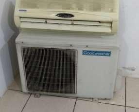 Aire acondicionado split Goodweather de 18.000 BTU