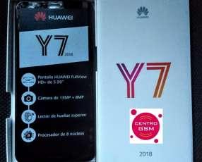 Huawei Y7 2018 nuevos en caja